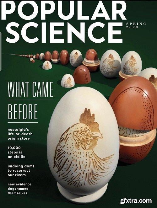 Popular Science USA - Spring 2020