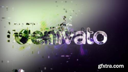 Videohive Glitch Logo 22946191