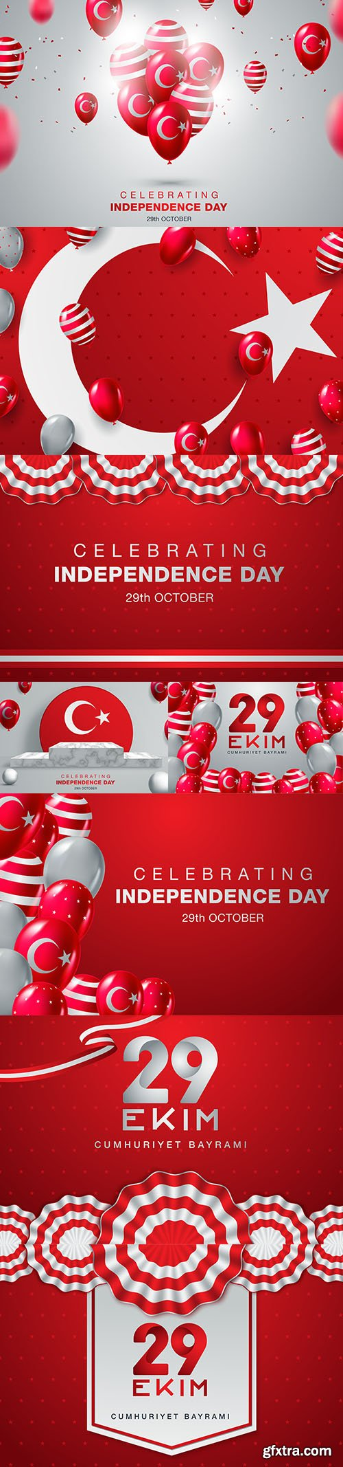 National Republic Day Turkey 29th October