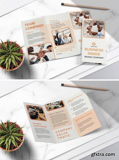 Business Tri Fold Brochure Vol.03