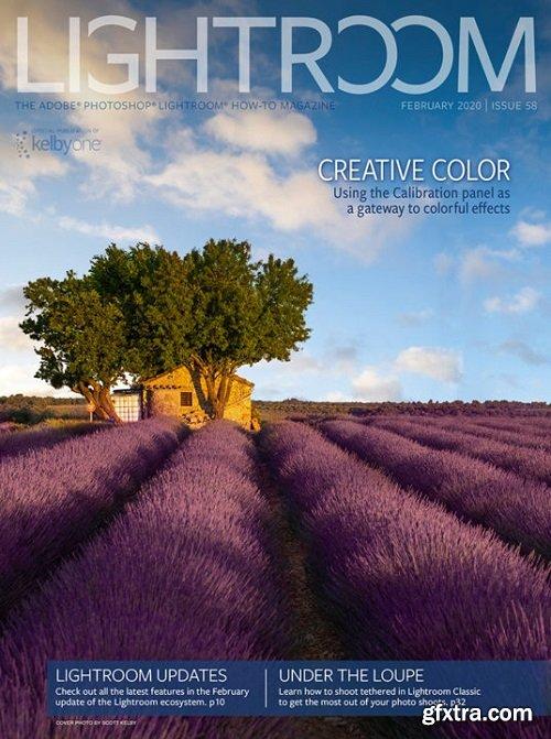Lightroom Magazine - February 2020 + Tutorial Files