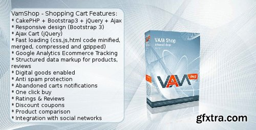 CodeCanyon - VamShop (Update: 15 December 19) - 11789300