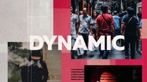 Videohive - Stylish Dynamic Urban Opener