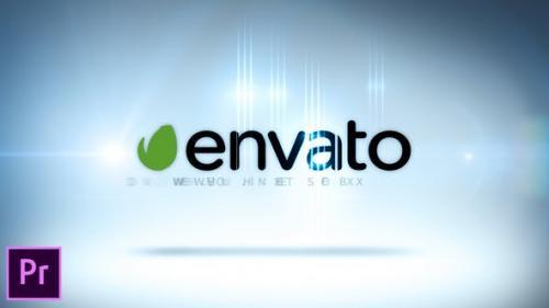 Videohive - Stylish Corporate Logo - Premiere Pro