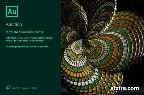 Adobe Audition 2020 v13.0.8.43 (x64) Multilingual Portable