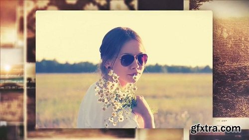 Videohive Photo Diary 10869315