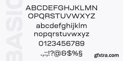 Ruberoid Font Family