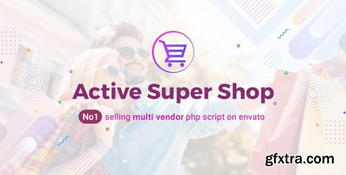 CodeCanyon - Active Super Shop v2.0 - Multi-vendor CMS - 12124432 - NULLED