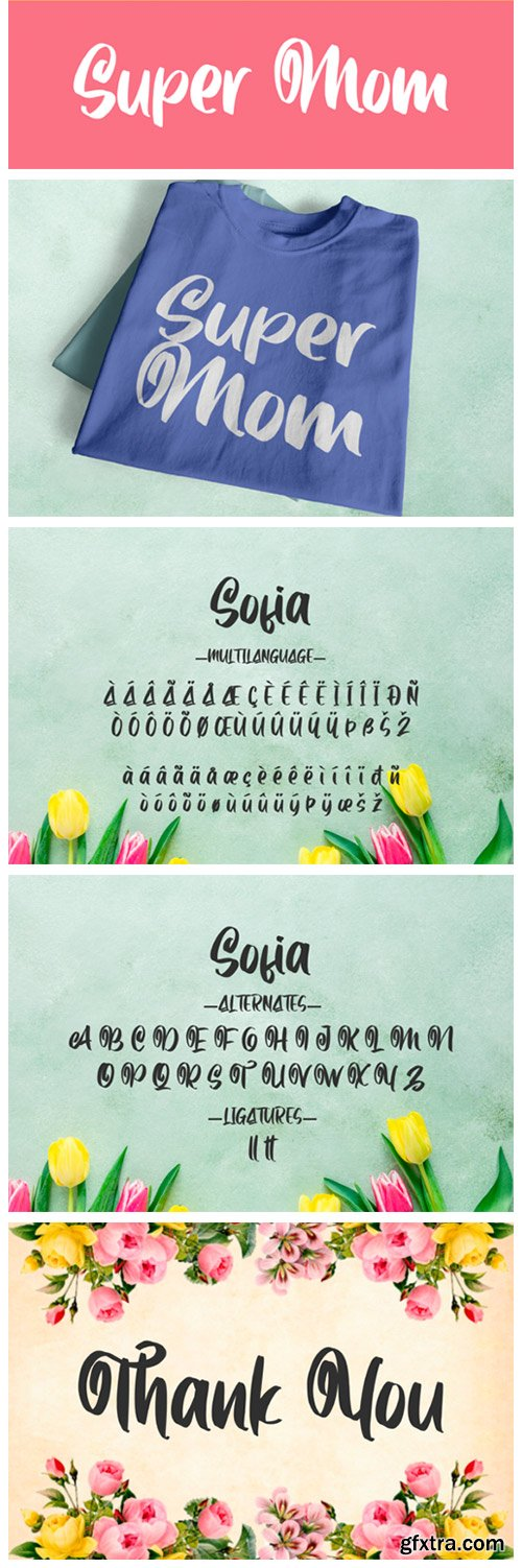 Sofia Font