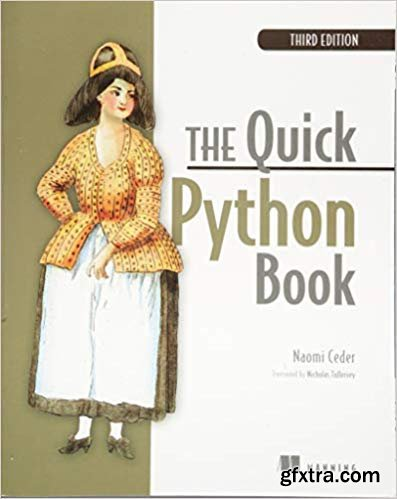 The Quick Python Book 3rd Edition