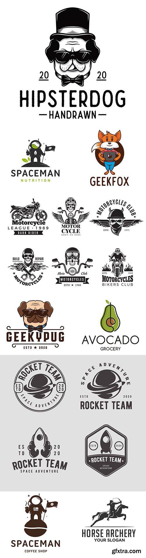 Creative logos business corporate company design 56