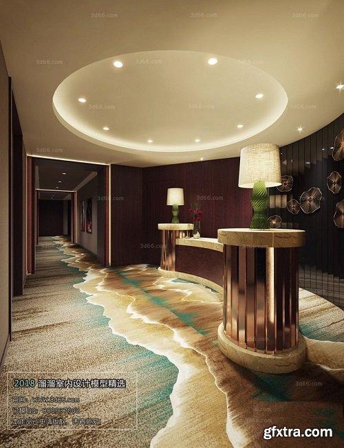 Modern Lobby & Reception 82