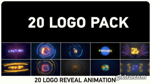 Videohive 20 Logo Pack 16724199