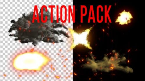 Videohive - Action Pack