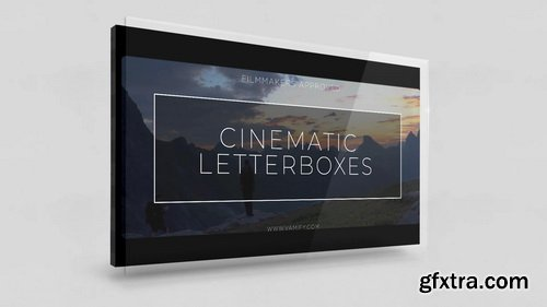 Vamify - Cinematic Letterboxes
