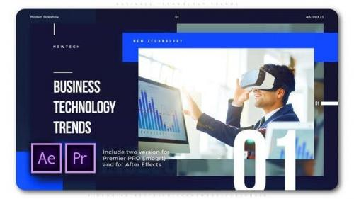 Videohive - Business Technology Trends