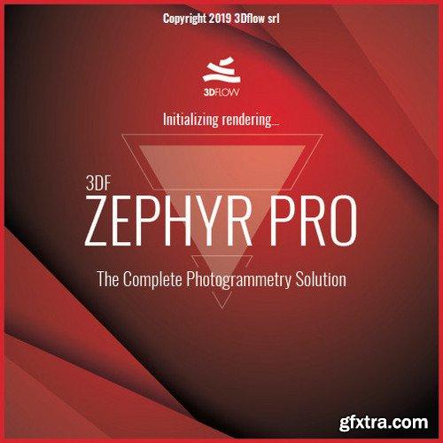 3DF Zephyr Aerial / Pro / Lite 4.530 (x64) Multilingual