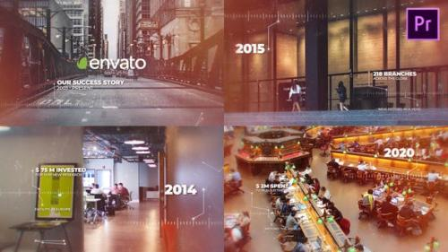Videohive - Timeline Presentation Mogrt