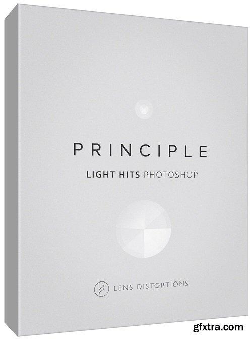 Lens Distortions - Principle Light Hits + 16 Bit PNGs