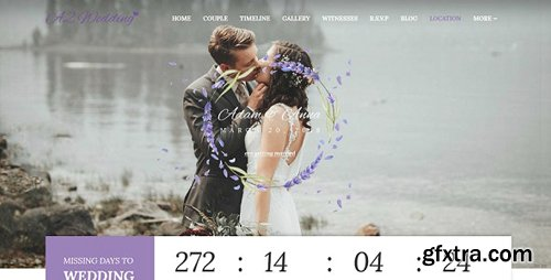ThemeForest - Wedding v3.9.6 - Resonsive Event Joomla Template - 21673466