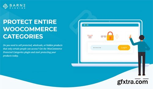 WooCommerce Protected Categories v2.3.2 - NULLED - Barn2