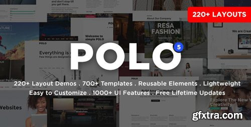 ThemeForest - Polo v5 - Responsive Multi-Purpose HTML5 Template (Update: 15 February 20) - 13708923