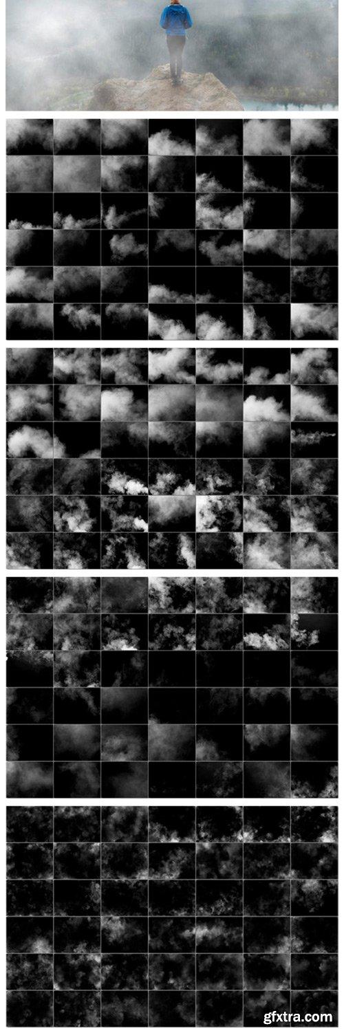 175 Mistic Fog & Smoke Effect Overlays 3012064