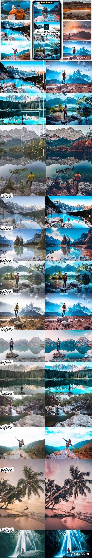GraphicRiver - Landscap Photoshop Actions 25578343