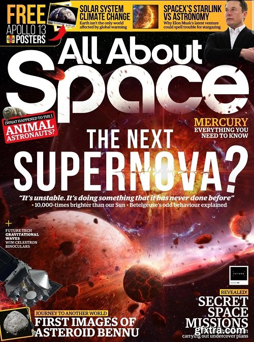 All About Space - Issue 101, 2020