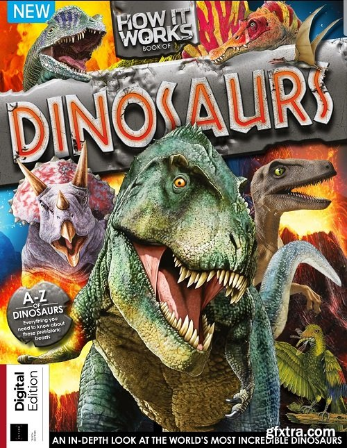 How It Works: Book of Dinosaurs 10th Edition, 2020