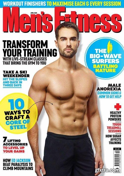 Men\'s Fitness UK - April 2020