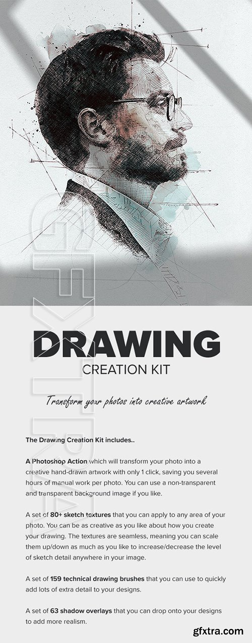 Graphicriver - Drawing Creation Kit 25712455