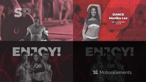 Fitness Sport Club Promo - 12336972