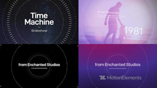Time Machine Slideshow - 12410229