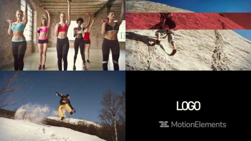 Energetic Sport Intro - 14258677
