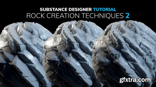 Gumroad – Rock Creation Techniques 1 & 2