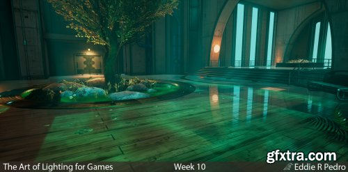 CGMA - The Art of Lighting for Games