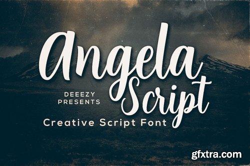 CreativeMarket - 49 Script Fonts Bundle 4552947