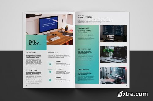 CreativeMarket - Business Proposal Templates 4492994