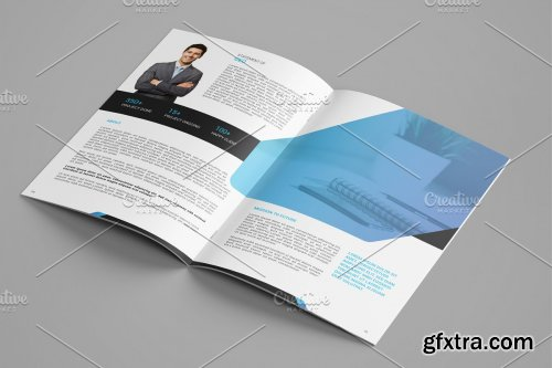 CreativeMarket - Business Proposal - V948 4289812
