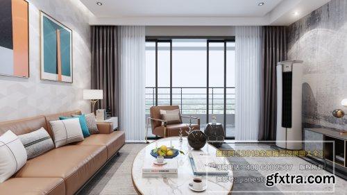 360 Interior Design Livingroom / Diningroom 04