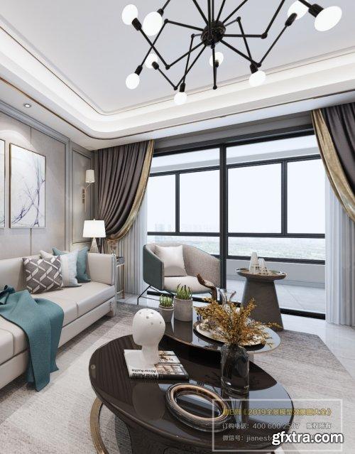 360 Interior Design Livingroom / Diningroom 05