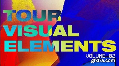 Tour Visuals Elements VOL 2