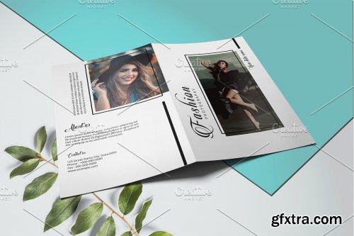 CreativeMarket - Photography Brochure - V905 4036256