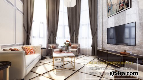 360 Interior Design Livingroom / Diningroom 18