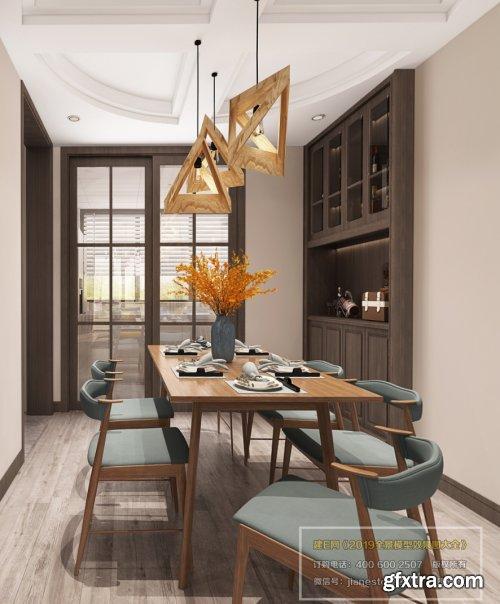 360 Interior Design Livingroom / Diningroom 20