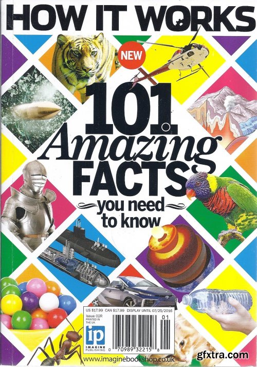 How It Works - 101 Amazing Facts, Volume 2, Revised Edition 2016