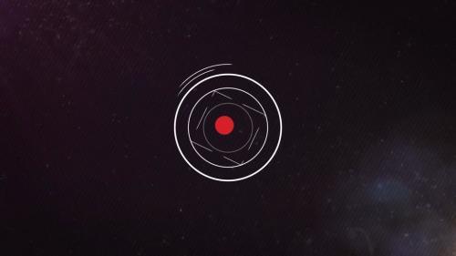 Logo Reveal Glitch - 10850648