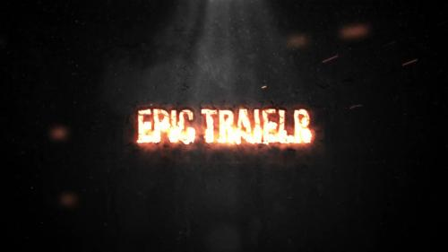Epic Fire Trailer - 10884441