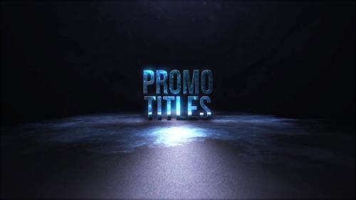 PROMO TITLES - 10721944